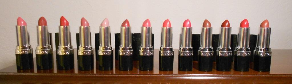 Avon True Color Lipsticks