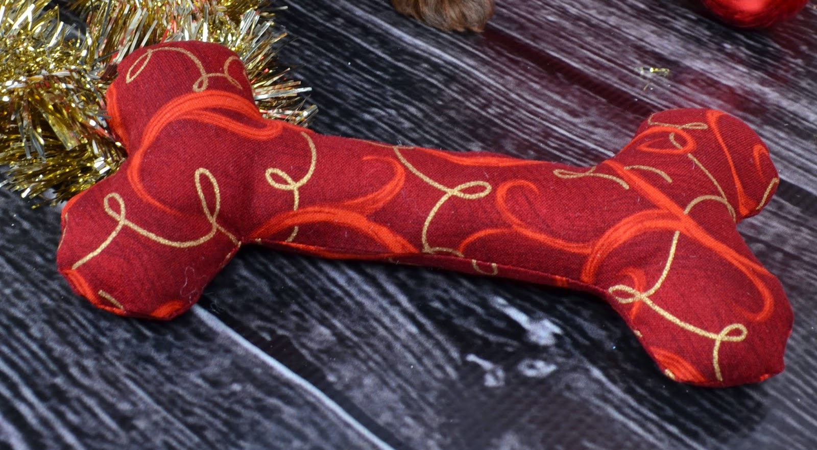 Sewing for Pets: Dogs Bone Toys