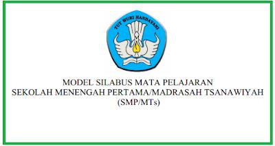 Silabus PJOK SMP Kurikulum 2013 Revisi 2017
