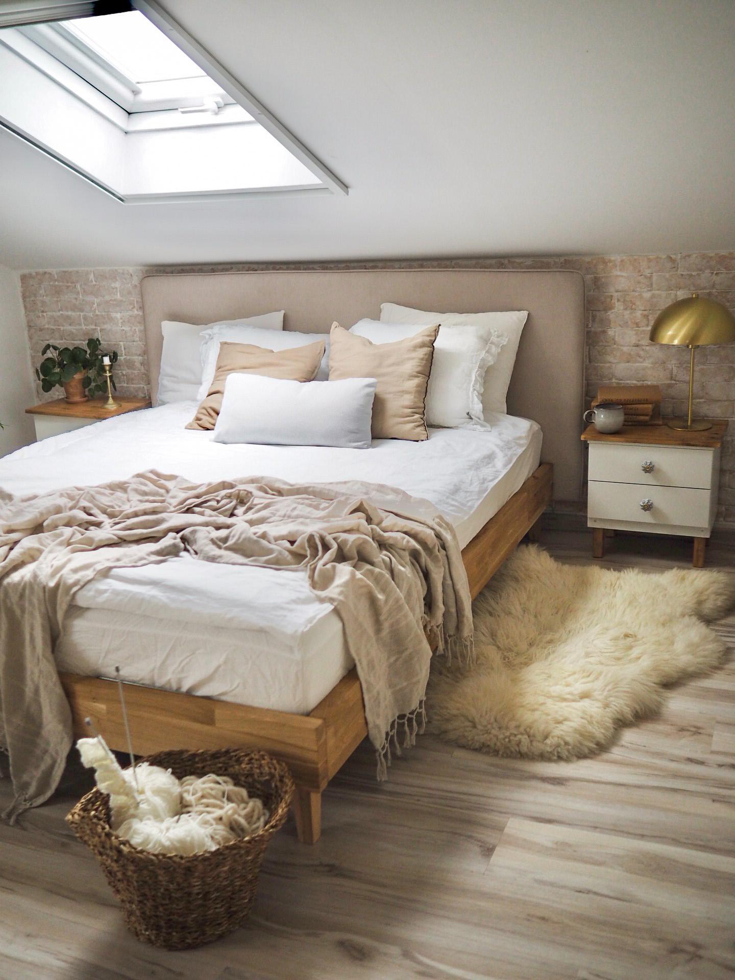 Tutaj jesień będzie wyjątkowo przyjemna, czyli rzecz o nowym łóżku