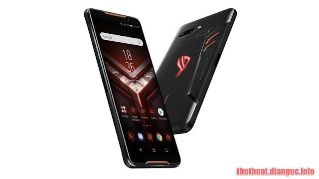 Rom cứu máy cho Asus ROG Phone (ZS600KL)