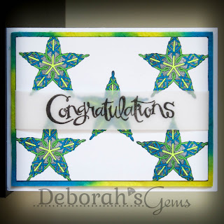 Congrats sq - photo by Deborah Frings - Deborah's Gems