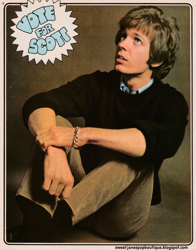 The Sweet Jane blog: Scott Walker Rave Magazine 1968