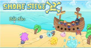Chơi game đảo hải tặc hay
