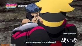 Boruto: Naruto Next Generations Capítulo 186 Sub Español HD