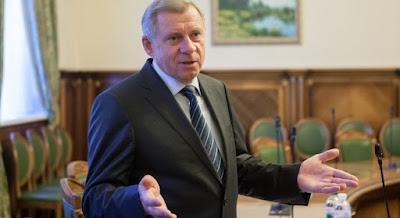 Глава НБУ Смолій подав у відставку.