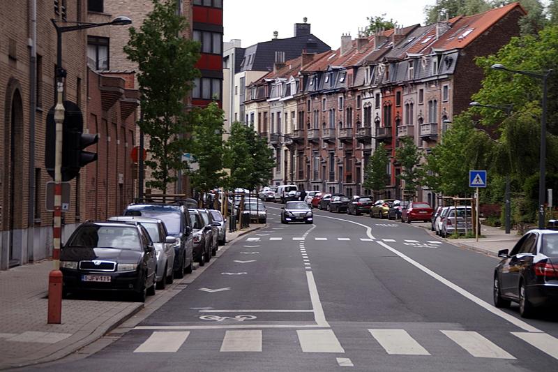 Brüsseler Straßen // Brussels` Streets