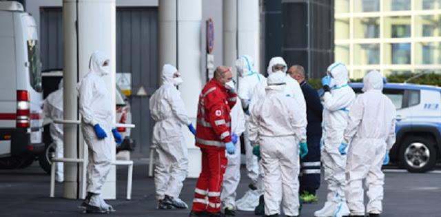 Italia Laporkan Angka Kematian Tertinggi Akibat Corona, 793 Jiwa Dalam Sehari