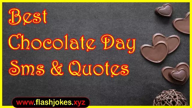 Happy Chocolate Day 2020 Whatsapp Status & Quotes