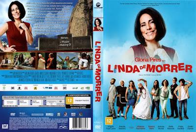 Filme Linda De Morrer DVD Capa