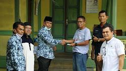 Zamzami Latif : Kepedulian Irwan Basir Cukup Membantu Kami Korban Puting Beliung