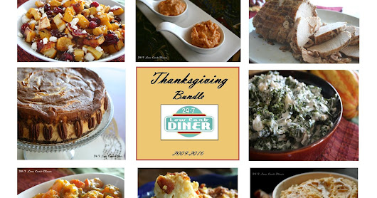 Thanksgiving Bundle--Get Your Holiday Planned!