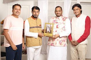 वागीश सारस्वत को हलाला फ़िल्म के लिए मिला अंतरराष्ट्रीय सम्मान   #NayaSaberaNetwork