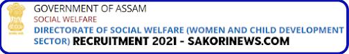 Social Welfare Recruitment