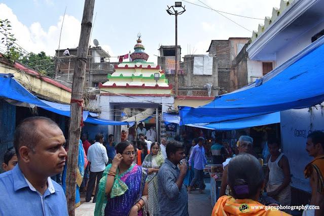 AKhandalamani Temple Side View