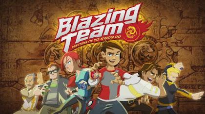 Blazing Dublado Team Todos os Episódios Online