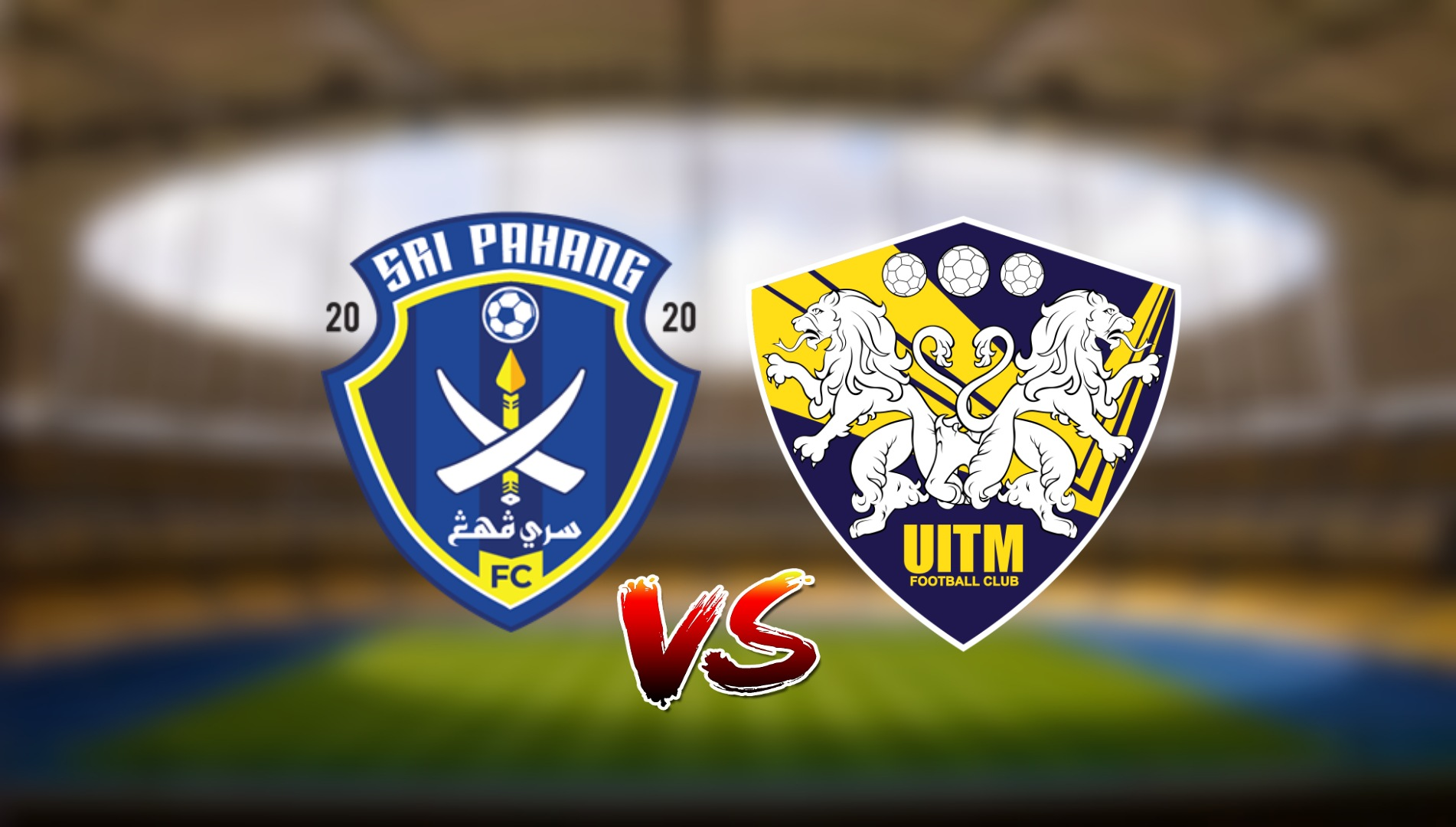 Live Streaming Sri Pahang FC vs UITM FC Liga Super 1.5.2021