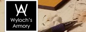 Wyloch's Armory on YouTube