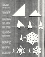 Paper Snowflakes Decorations