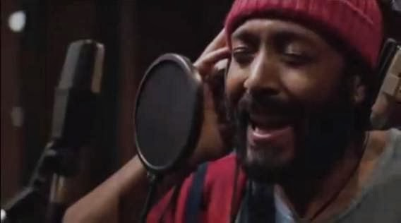 HOUSE OF GLITZ   !!!: SNEAK PEAK: JESSE L  MARTIN PLAYS