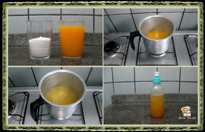 Calda de laranja 2