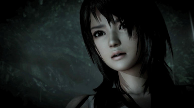 Fatal Frame Maiden of Black Water girl protagonist Japanese