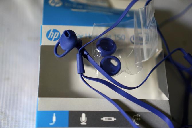 Headset In-Ear 150 kualitanya bagus