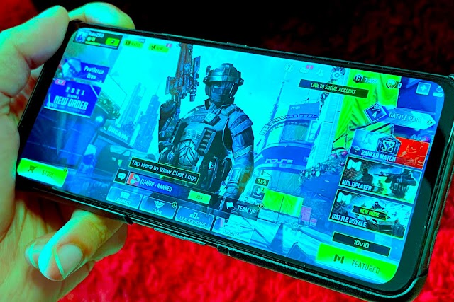 Asus ROG Phone 5-Best Gaming Review, Comparision, Pros, and Cons after its launched