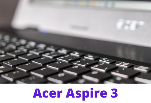 Conclusion on the Acer Aspire 3 (A317-51G-56E1) - 2