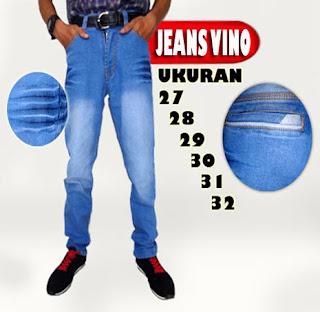 Tampil kece dengan celana panjang jeans pria terbaru modis murah