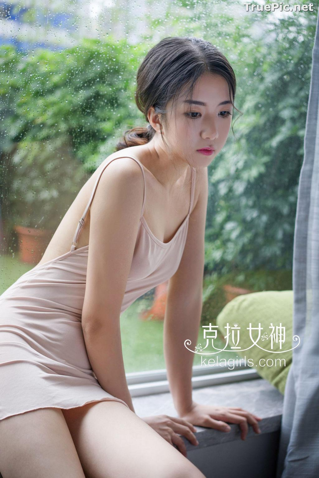 Image KelaGirls 克拉女神 – Chinese Model Ning Ning – Home School Girl Photo Album - TruePic.net - Picture-3