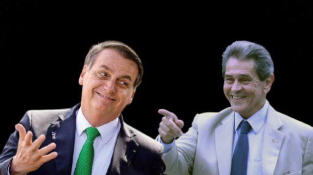 Jefferson novo garoto propaganda anticorrupção de Bolsonaro