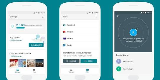 Google-files-go
