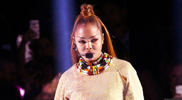 Janet Jackson Aweka Histolia Apata Tuzo ya Heshima ya Billboard Awards