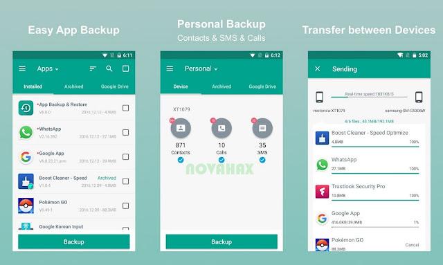 App Backup & Restore Pro Apk Free Downlaod