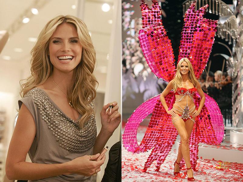 10 самых известных ангелов Victoria's Secret