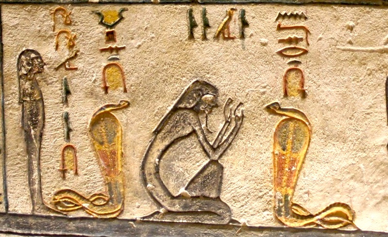 Snakes Galore In Tomb Of Ramesses Vi Ancient Egyptian