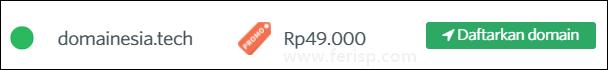 Ketersediaan Domain Tech