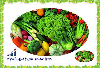 Sayuran yang dapat meningkatkan imunitas