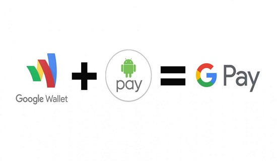 The google pay card