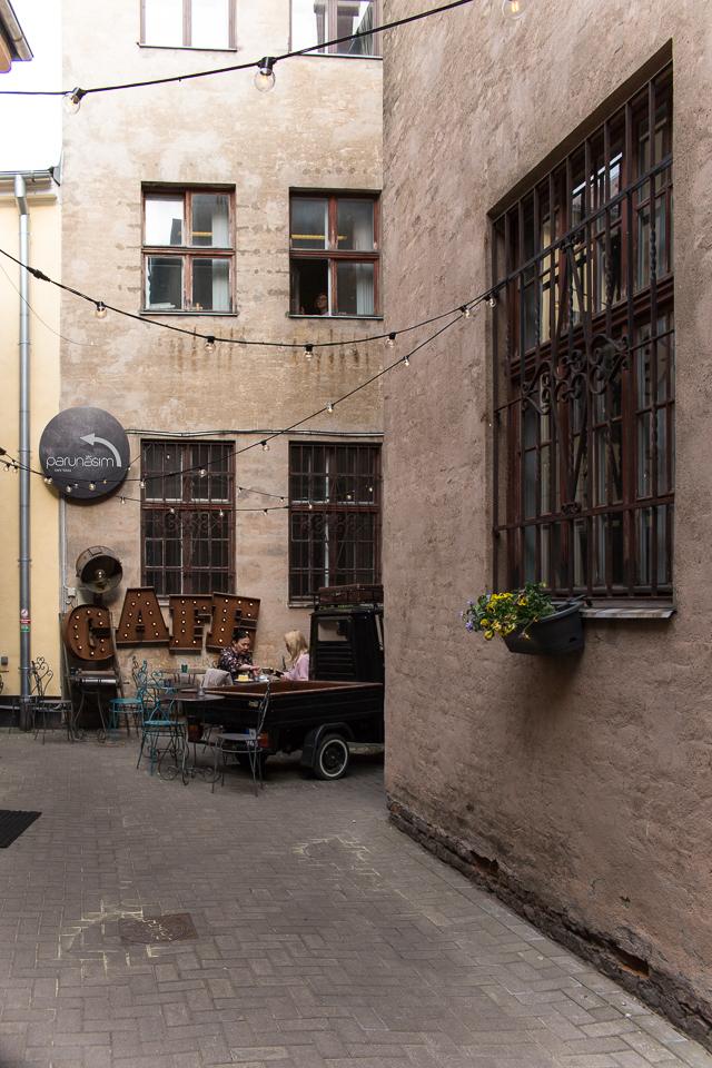 Riika, loma, Riga, parunasim kahvila,