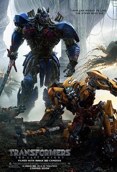 Transformers: The Last Knight (2017) ทรานส์ฟอร์มเมอร์ส 5 อัศวินรุ่นสุดท้าย