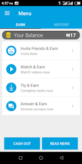 {Hot} Get Free Airtime Easily From Sliide Airtime Application