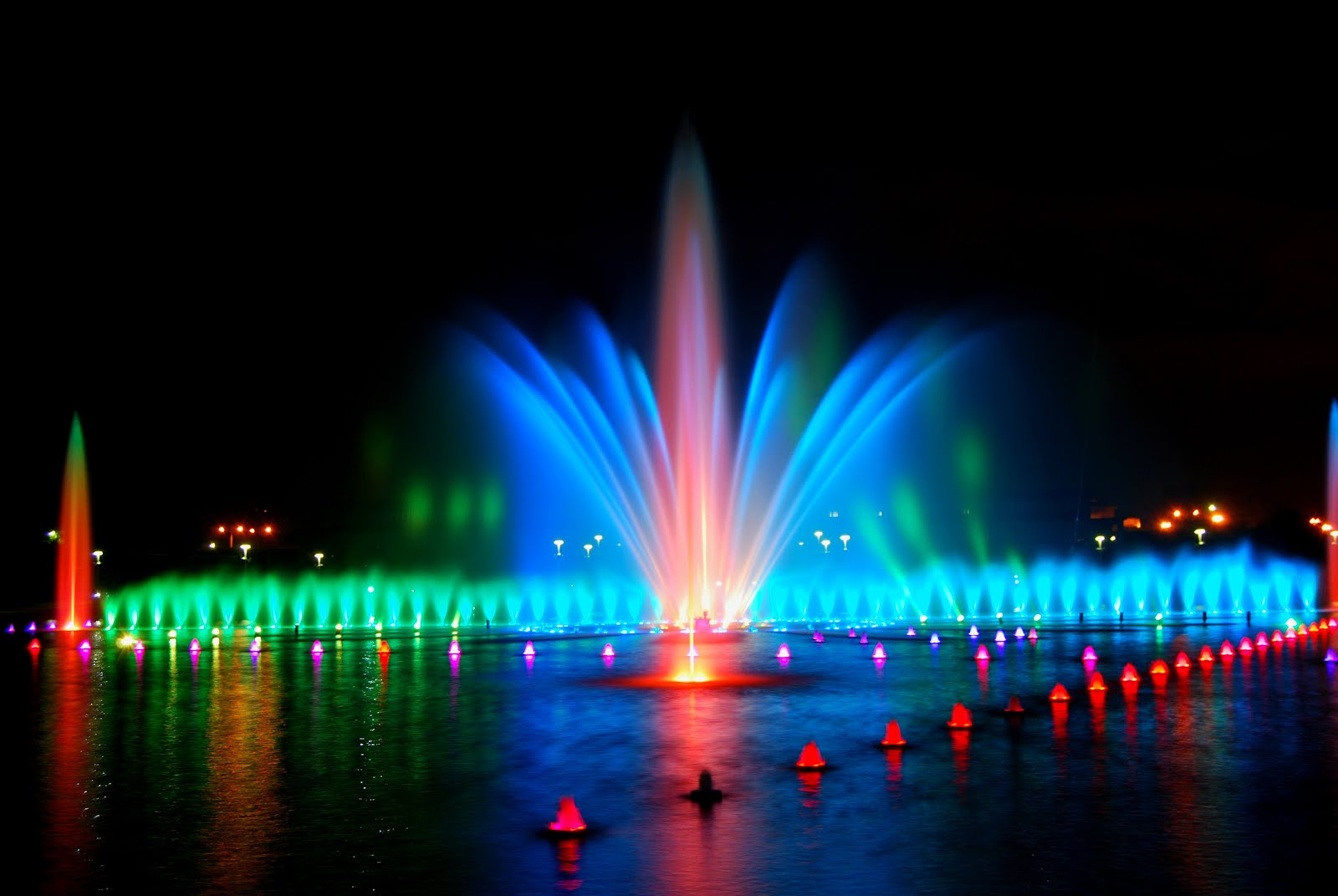 The Musical Wrocław Fountain