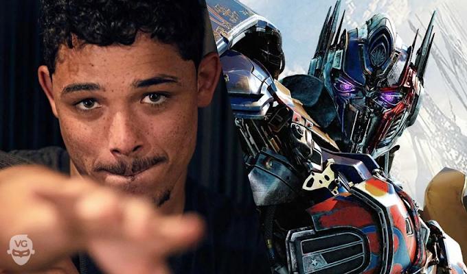 """Anthony Ramos é confirmado como protagonista do novo """"Transformers"""""""
