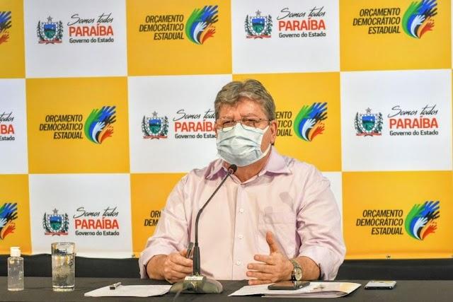 João assina contrato com o BID para investimentos de US$ 45 mi na Saúde