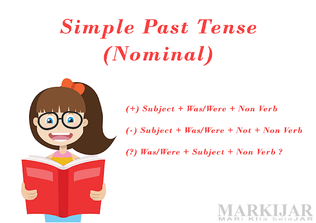 Simple Past Tense (Nominal)
