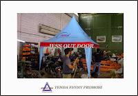 tempat, pembuat, penjual, produksi tenda promosi cafe