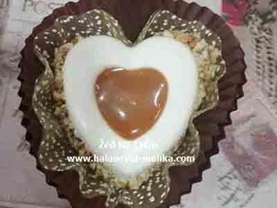 سابلي راقي بالشوكولاته المحشيه