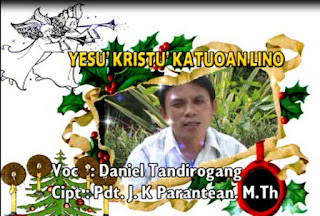 Download Lagu Natal Toraja Yesu' Kristu' Katuoan Lino